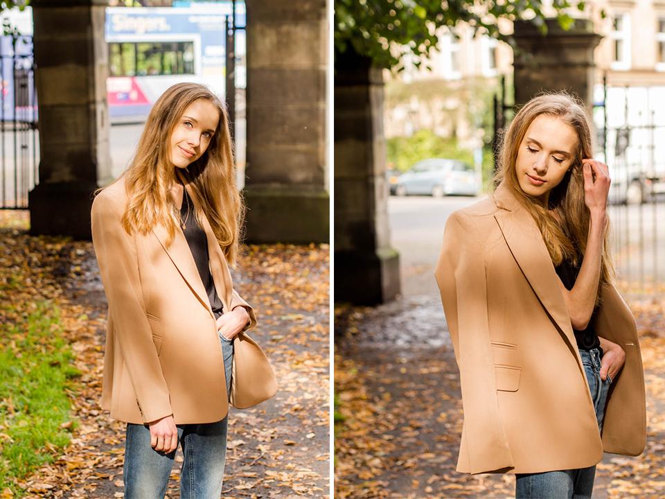 Minimal Scandinavian chic autumn outfit inspiration - Minimalistinen ja skandinaavinen tyyli, syysmuoti 2019
