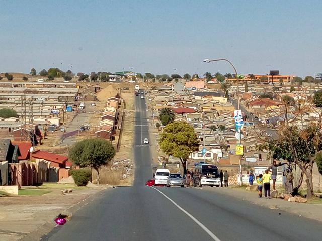 Calles de Soweto