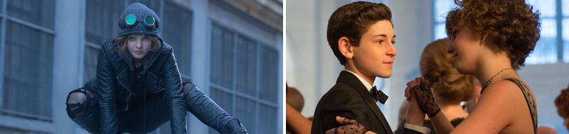 Gotham série TV; Selina et Bruce
