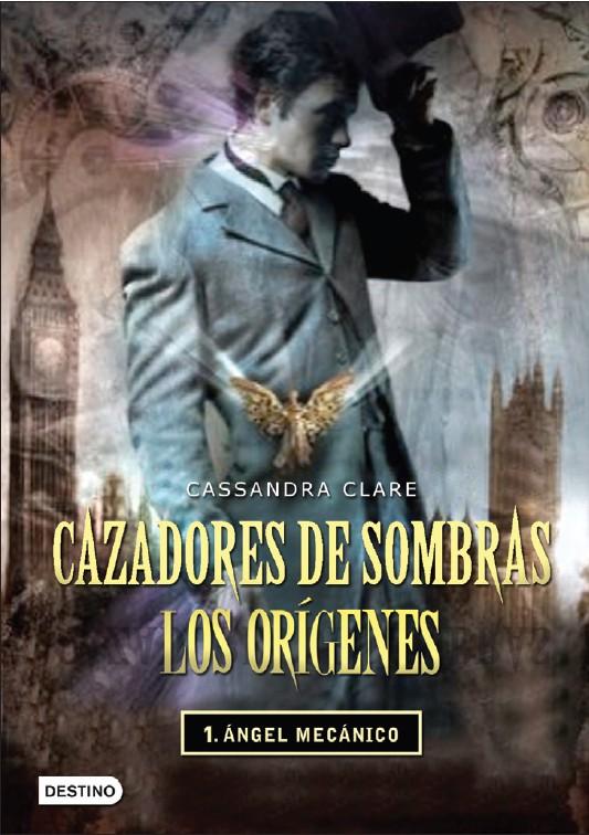 Cazadores de sombras (Saga Completa) de Cassandra Clare ...