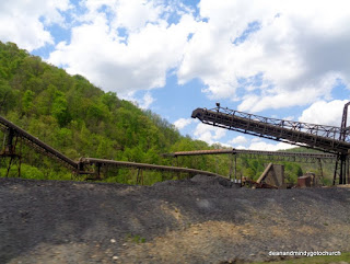 coal mine west virginia