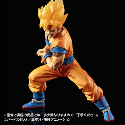 Action Figure LED Son Goku Kamehameha 06