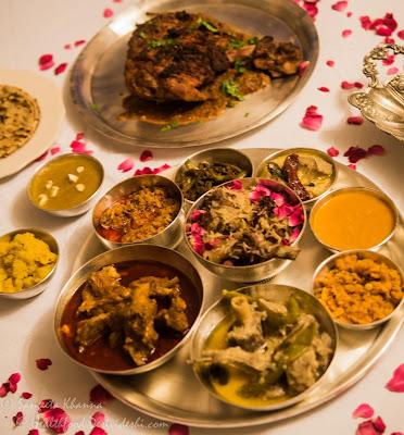 cuisine of Bhainsrorgarh