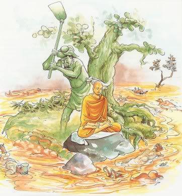Đạo Phật Nguyên Thủy - Tìm Hiểu Kinh Phật - TRUNG BỘ KINH - Ðại kinh nghiệp phân biệt