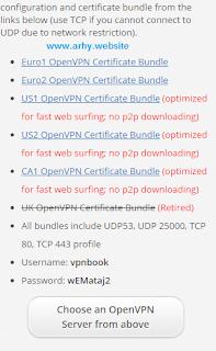 Tutorial Setting dan Menggunakan VPN