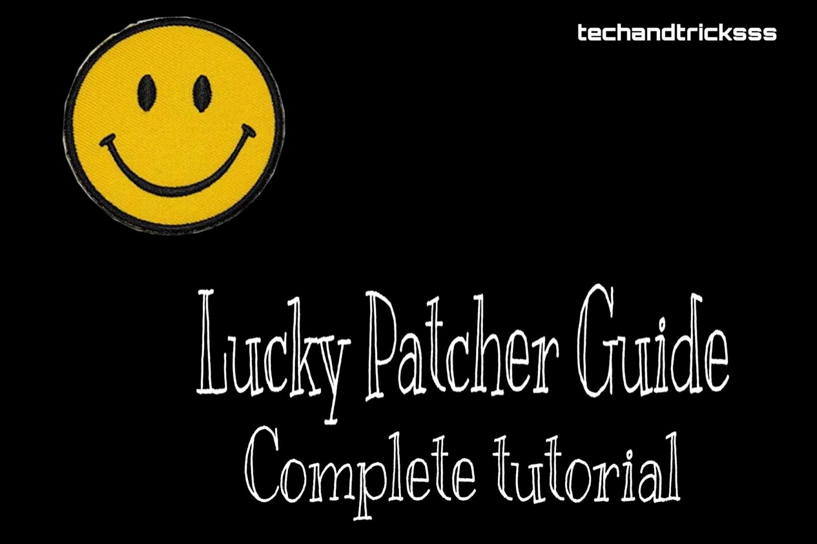 How To Remove Google Ads From Android Apps Lucky Patcher How