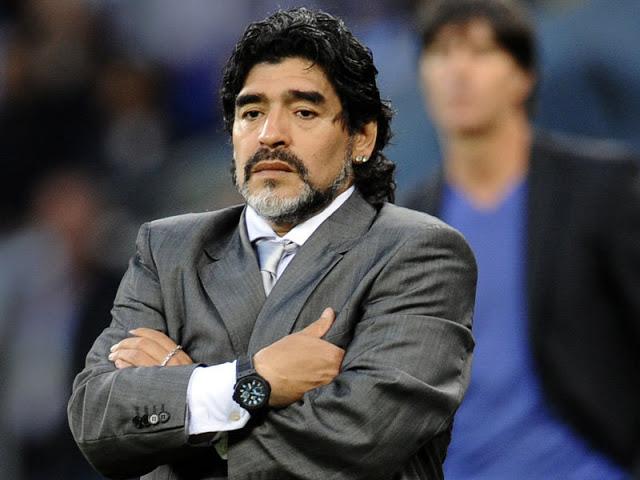 Maradona ammwagia sifa Mourinho