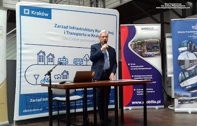 Tadeusz Trzmiel - I Zastępca Prezydenta Krakowa ds. Inwestycji i Infrastruktury