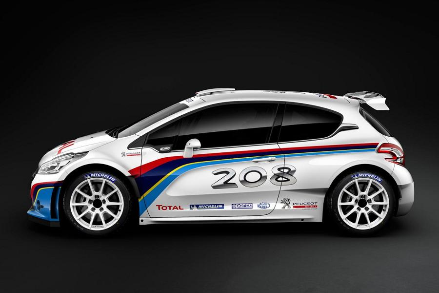 Peugeot 208 T16 To Contest Pikes Peak