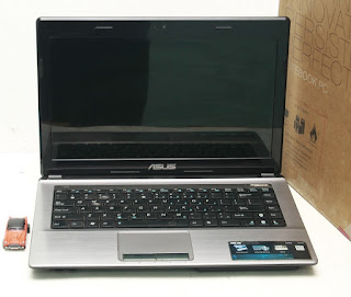 Jual Laptop Spek Gaming Asus A43Sj 2nd