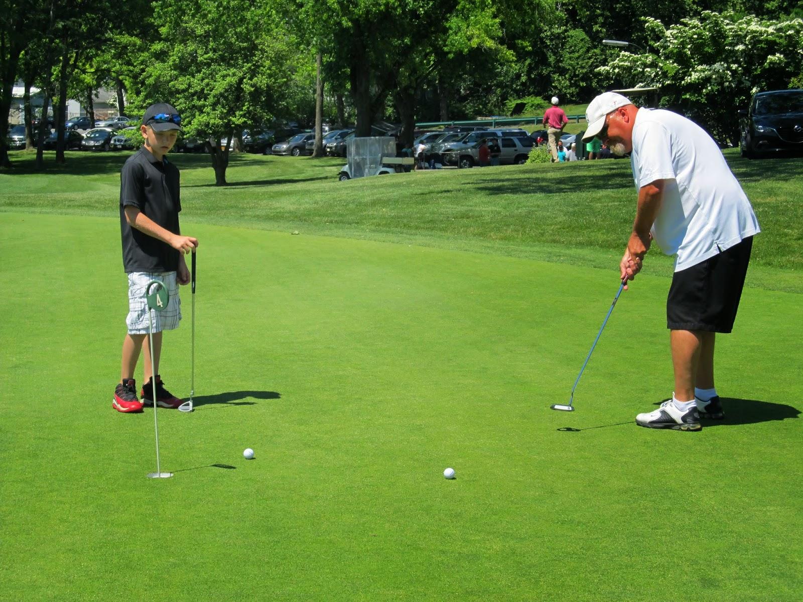 Lehigh Valley Ramblings Boys And Girls Club Golf Tourney Draws 114 Golfers