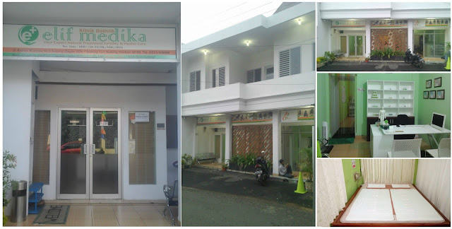 Klinik Holistik Elif Medika sejak 2013