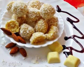 Kokosowe kulki Di