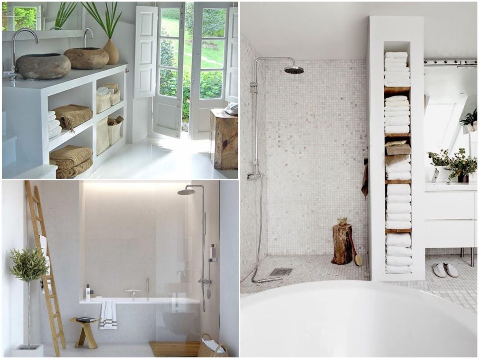 Biel Drewno Odrobina Czerni Przepis Na Idealną łazienkę