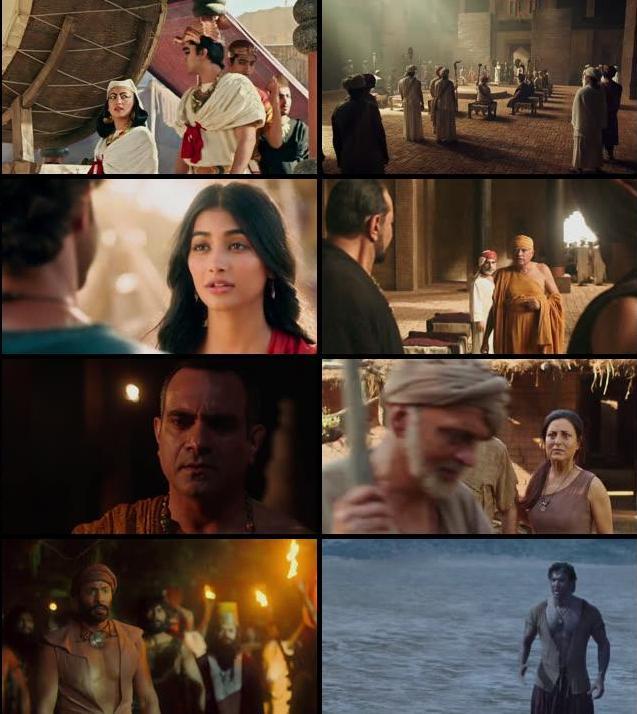 Mohenjo Daro 2016 Hindi 720p HDRip