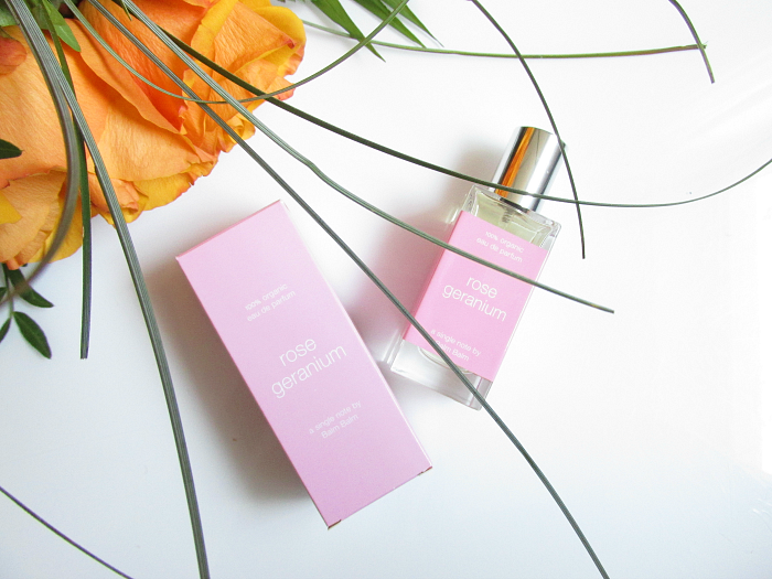 Unboxing: LoveLula Beauty Box Dezember - Balm Balm - Rose Geranium Eau de Parfum - 33ml - £22.-