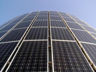 Hohe Wachstumsrate im Bereich Photovoltaik