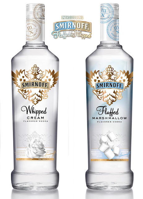 smirnoff fluffed and whipped