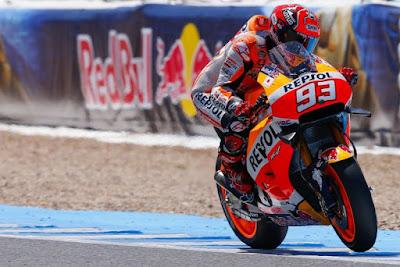 Marc Marquez Juara MotoGP Aragon 2016 Unggul 52 Poin dari Rossi