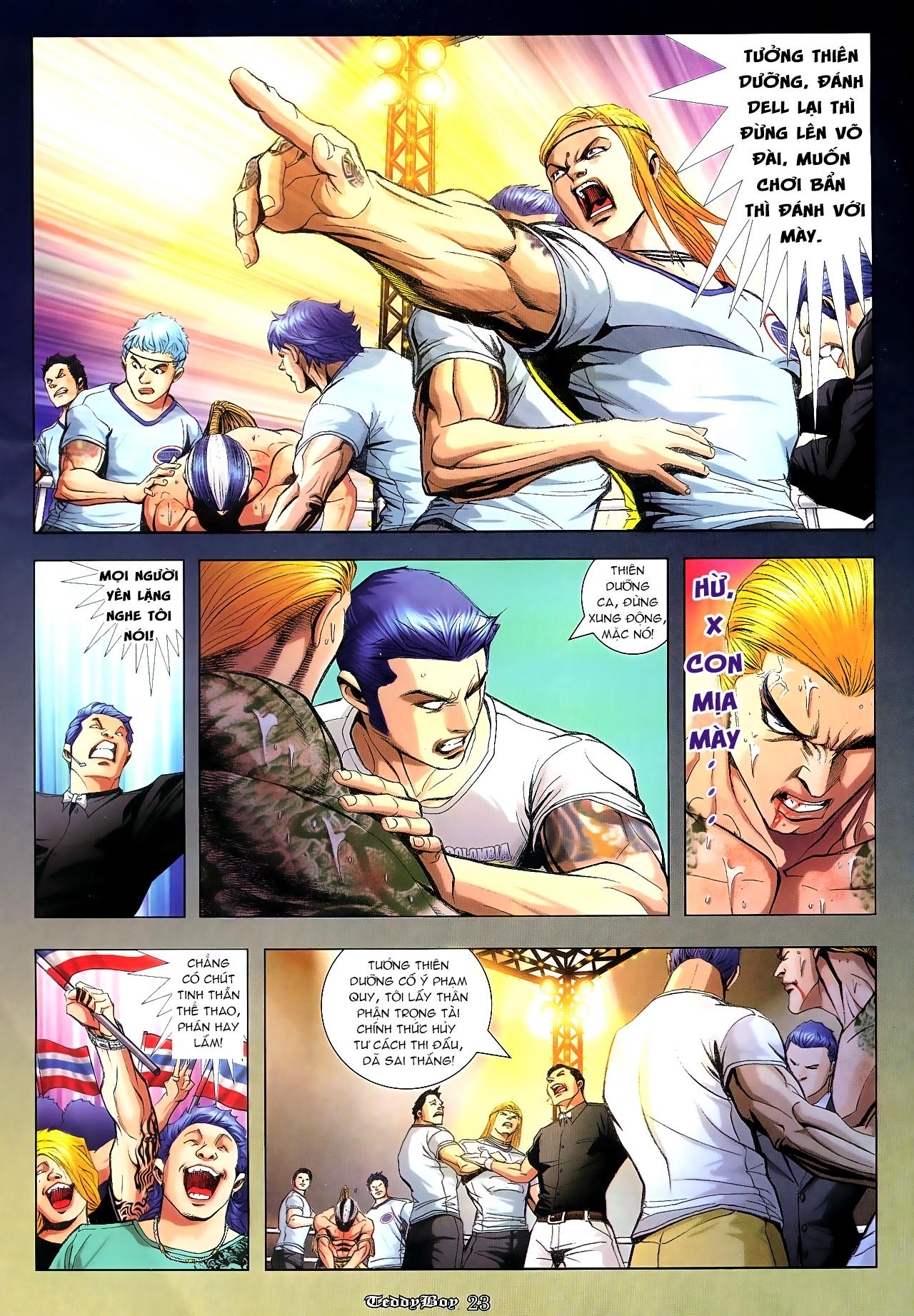 Người Trong Giang Hồ Chap 934 - Truyen.Chap.VN