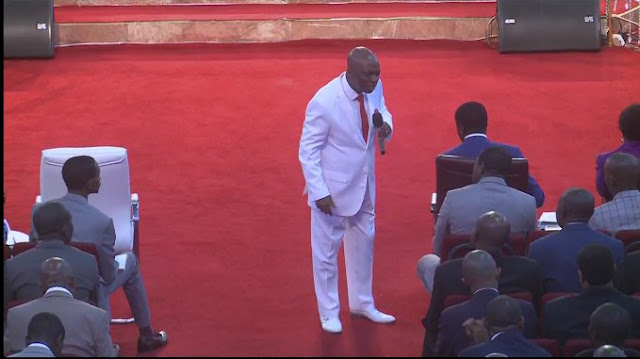 """#Shiloh2017: Bishop David Oyedepo's Quotes on The Message: """"What are the proofs of Word Encounter"""""""