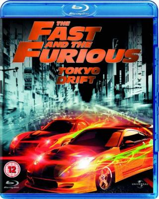 The Fast & the Furious Tokyo Drift (2006) Dual Audio Full Movie
