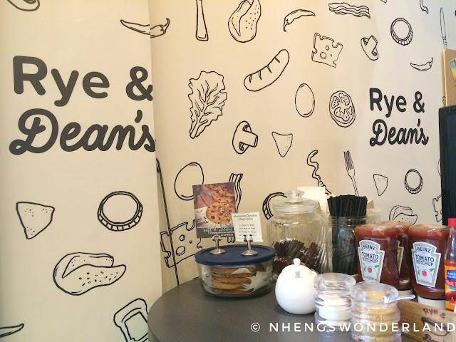 Rye & Dean's - SM City Masinag