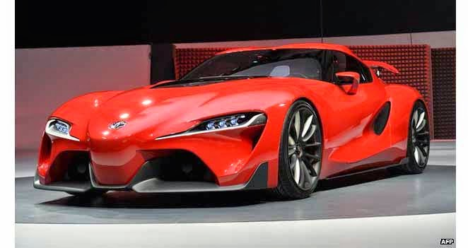 Thoughtful Supremacy 2018 Toyota Sports Car