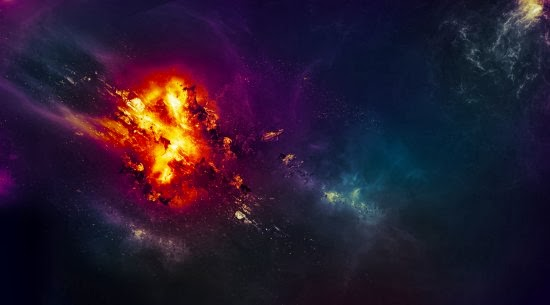Create Awesome Planet Explosion Effect