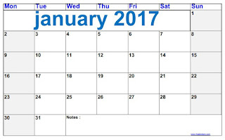blank calendar January 2017 blank calendar pages blank calendar templates a blank calendar for January 2017 blank calendar by days ez printable calendar the printable calendar blank calendar on one page blank calendar 30 days