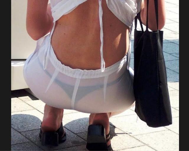 Девушки в прозрачных трико WWW.EROTICAXXX.RU фото просвечивают штаны