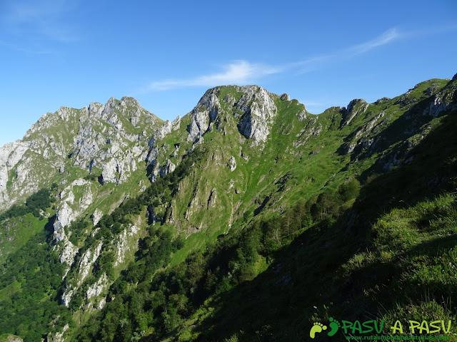 Ruta al Cueto Cerralosa y Jajao: Sierra del Cocón