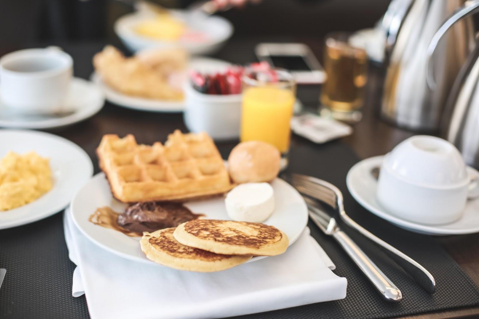petit déjeuner troia design hotel