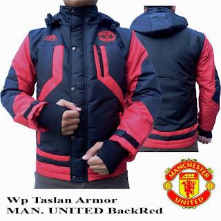 Jaket Taslan Manchester United