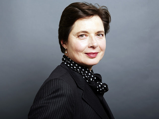 What Every Woman Needs: Isabella Rossellini returns to Lancome