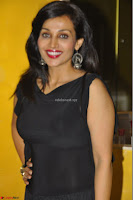 Flora Shaini looks super cute in black at Pelliki Mundu Prema Katha Trailer Launch 48.JPG