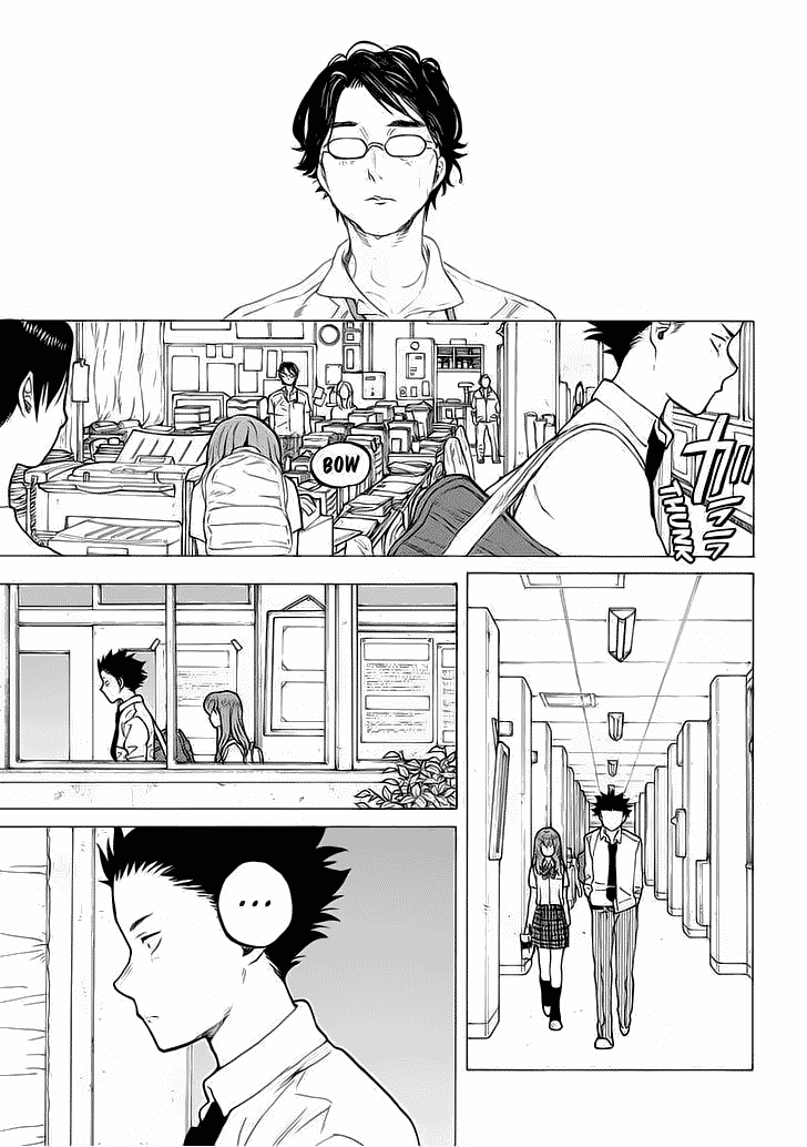 Koe no Katachi Chapter 35-16