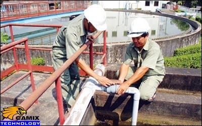 Cải tạo đạt tiêu chuẩn hệ thống xử lý nước thải - TPHCM nâng cao chỉ tiêu cải thiện ô nhiễm môi trường