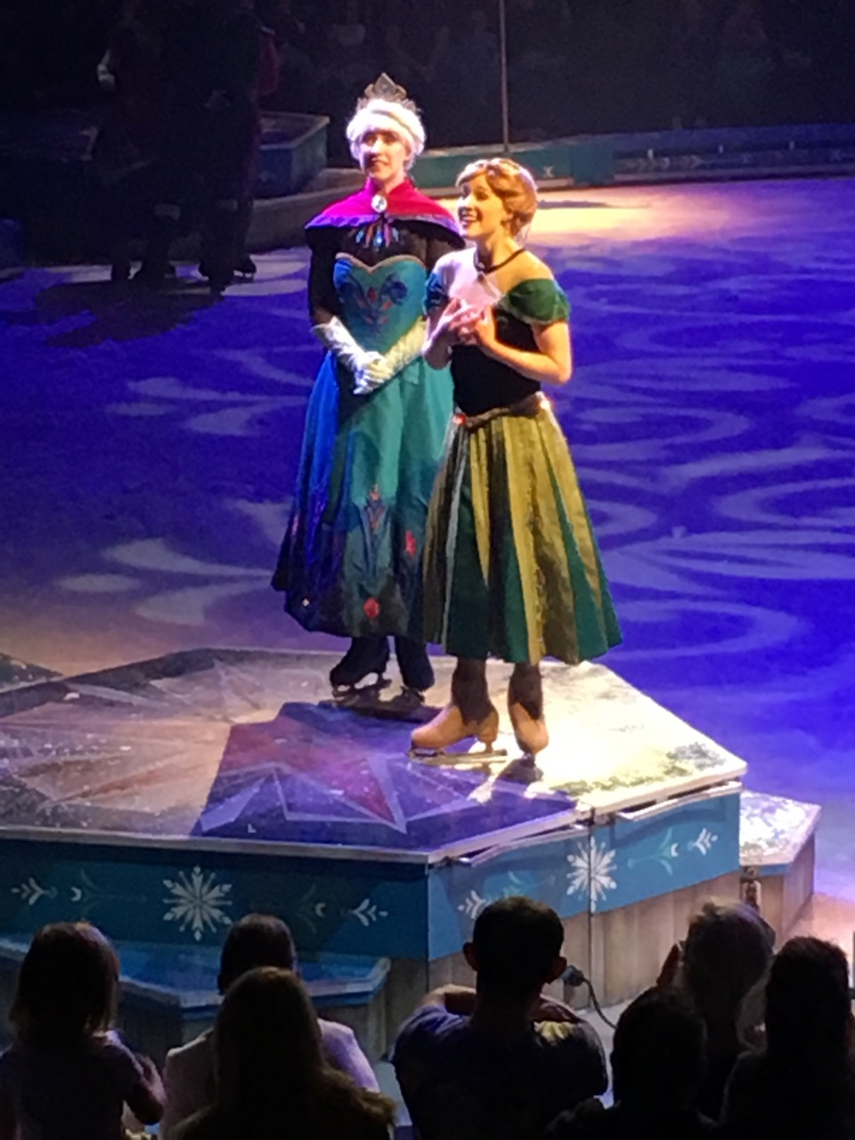 Disney On Ice Frozen reviews 2016