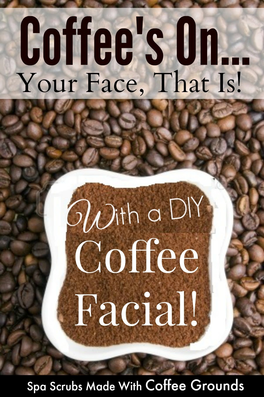 Coffie facial by barbies beuaty bits