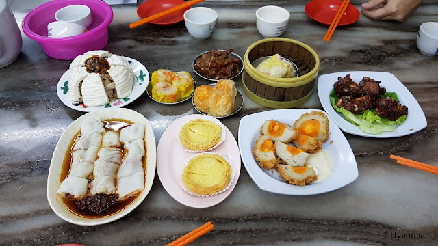 Hyeon Travel Journal; Breakfast at Restoran Clan