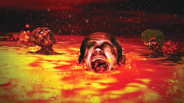 Gambaran Neraka Jahanam yang Begitu Mengerikan dan Para Calon Penghuninya
