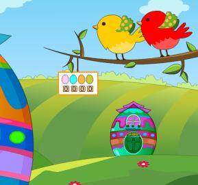 KnfGame Egg House Bunny E…