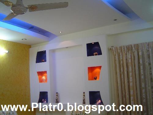 PlacoPlatre Ba13 Led - Décoration Platre Maroc - Faux ...