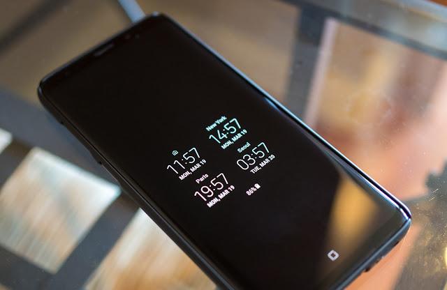 Begini Cara Memperbaiki Basalah baterai Galaxy S9 2
