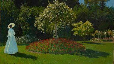 Seis artistas-jardineros y 'Pintando el Jardín Moderno: Monet a Matisse'