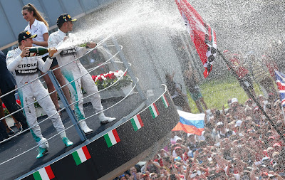 Formula 1 at Italian Grand Prix Monza