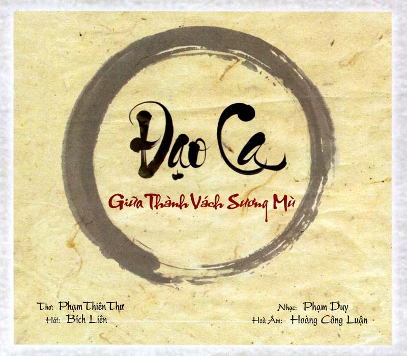 Bích Liên CD – Đạo Ca Giữa Thành Vách Sương Mù (NRG)