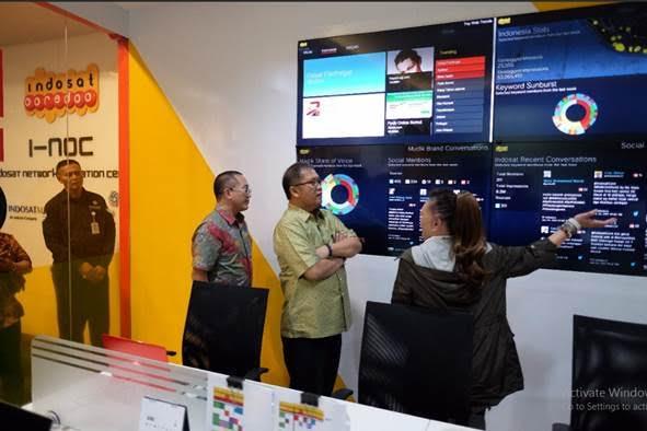 Indosat Ooredoo Konsisten Jamin Trafik Telekomunikasi Mudik dan Libur Lebaran