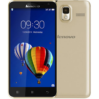 HP Android Lenovo S580